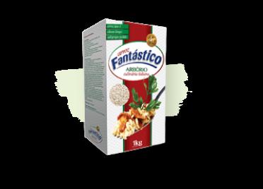 Arroz Fantástico Arbório Culinária Italiana